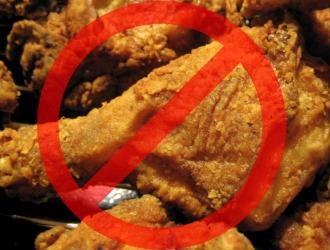 Неправильное питание - источник многих проблем