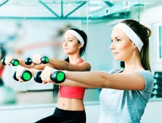 Занятия спортом помогут расходовать излишки жиров в организме