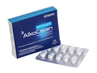 глутаргин алкоклин инструкция по применению цена