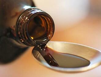 Препарат выпускается в виде сиропа